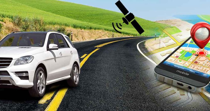 Vehicle Tracking Mobile App – Tracking Plus